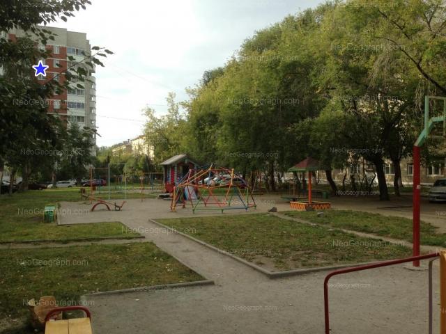 Address(es) on photo: Agronomicheskaya street, 37, 39, Yekaterinburg