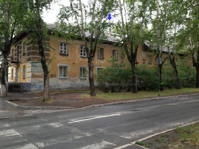 Адрес(а) на фотографии: Кировградская улица, 35, Екатеринбург