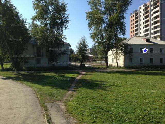 Адрес(а) на фотографии: Сызранский переулок, 3, Екатеринбург
