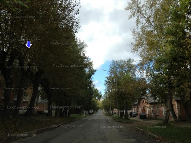 Адрес(а) на фотографии: улица Ползунова, 1А, Екатеринбург