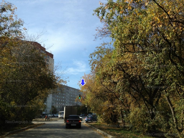 Адрес(а) на фотографии: Санаторная улица, 37, Екатеринбург