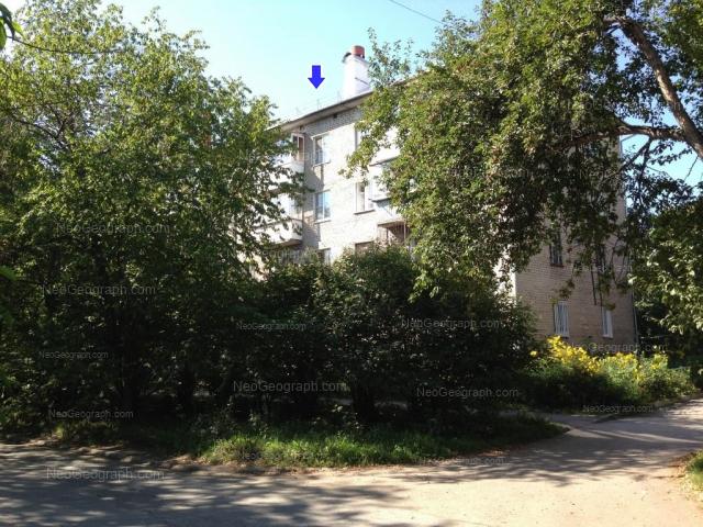 Адрес(а) на фотографии: Агрономическая улица, 62, Екатеринбург