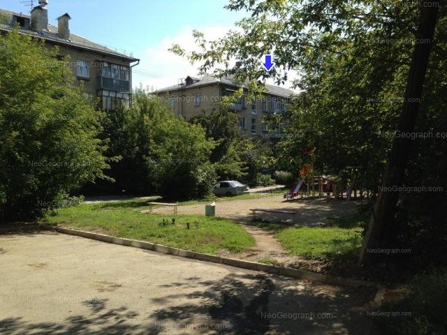 Адрес(а) на фотографии: Агрономическая улица, 60, 62, Екатеринбург