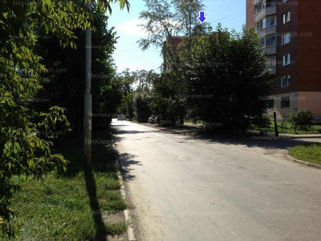 Адрес(а) на фотографии: Аптекарская улица, 43, 47, Екатеринбург