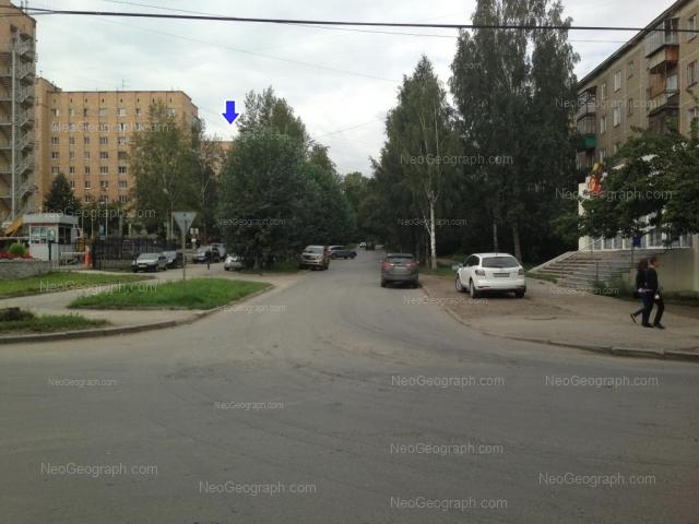 Адрес(а) на фотографии: Аптекарская улица, 37, 42, 44, Екатеринбург