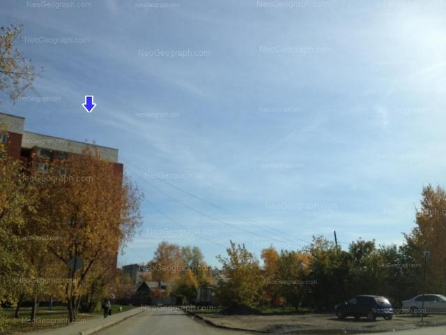 Адрес(а) на фотографии: Эскадронная улица, 6, Екатеринбург