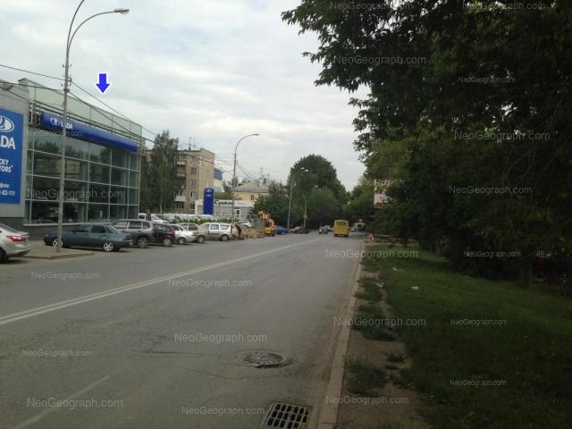Адрес(а) на фотографии: Селькоровская улица, 22, Екатеринбург