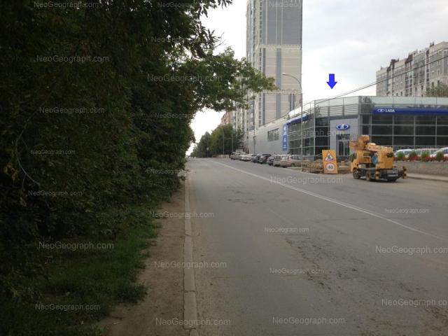 Адрес(а) на фотографии: Селькоровская улица, 22, 34, 38, Екатеринбург