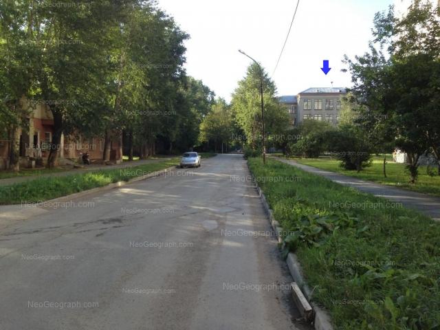 Адрес(а) на фотографии: Даниловская улица, 1, 4, Екатеринбург