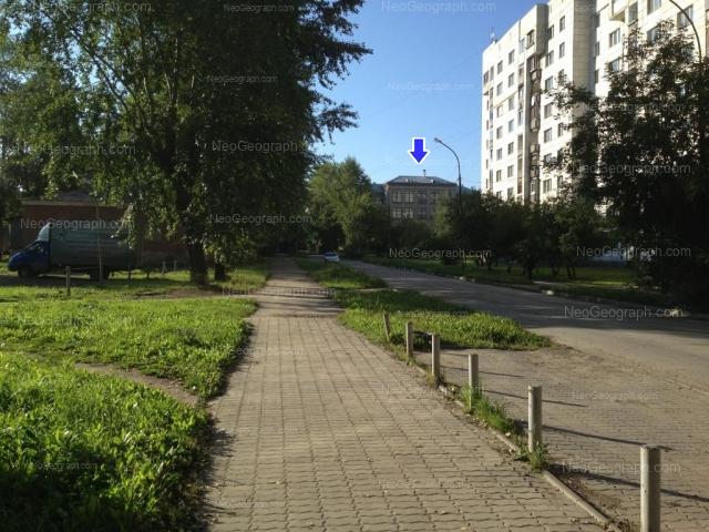 Адрес(а) на фотографии: Даниловская улица, 1, 5, Екатеринбург
