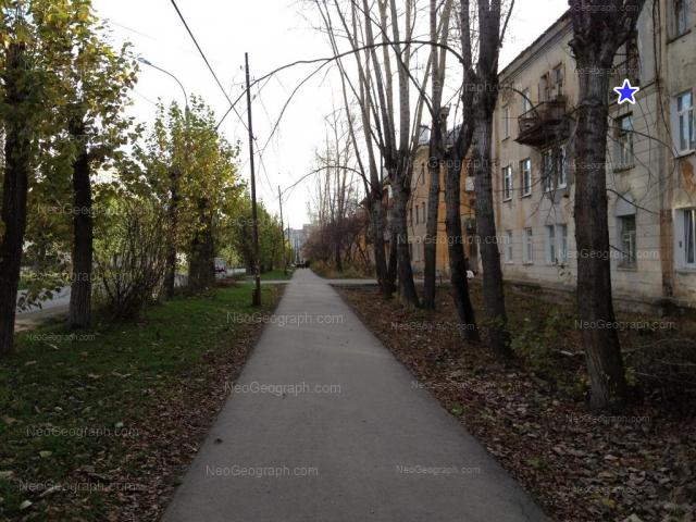 Адрес(а) на фотографии: улица Испытателей, 9, 10, Екатеринбург