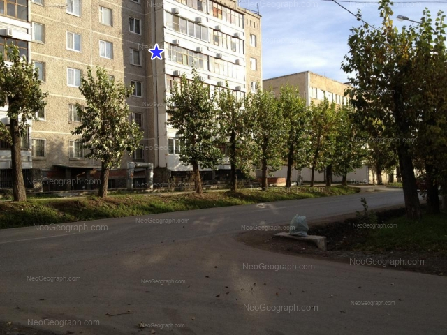 Адрес(а) на фотографии: улица Испытателей, 22, Екатеринбург