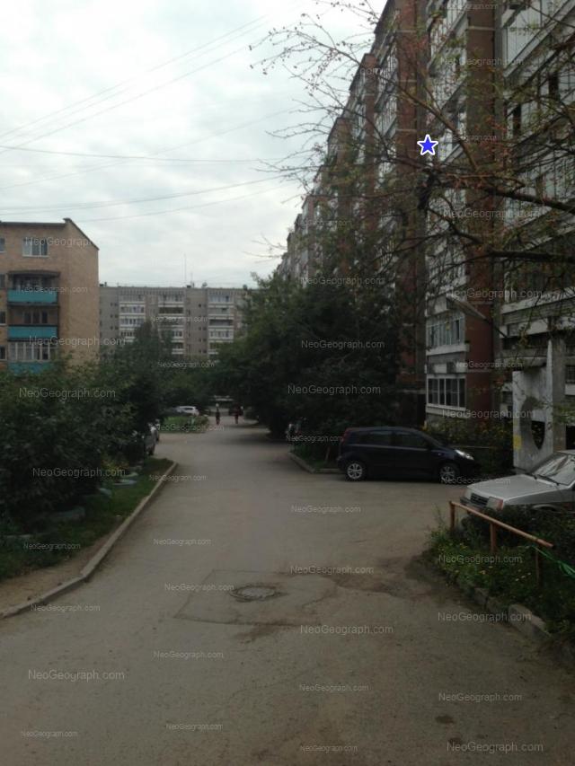 Адрес(а) на фотографии: Селькоровская улица, 38, 40, Екатеринбург