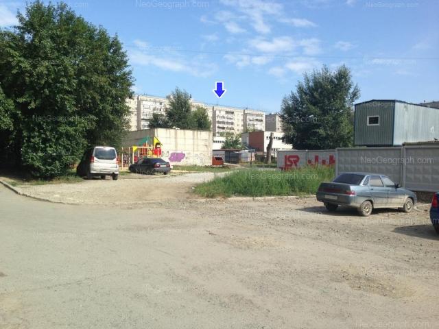 Адрес(а) на фотографии: Селькоровская улица, 40, 60а, Екатеринбург