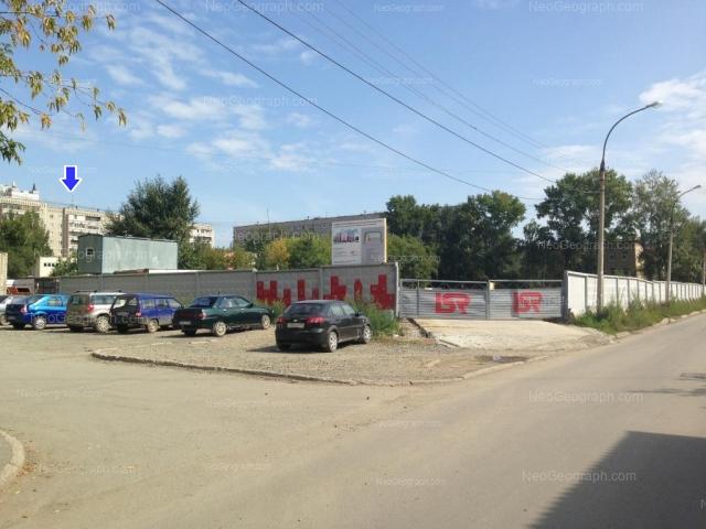 Адрес(а) на фотографии: Селькоровская улица, 40, 60, Екатеринбург
