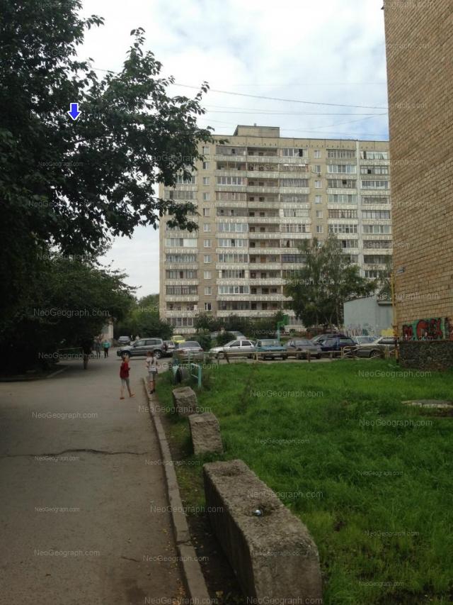 Адрес(а) на фотографии: Селькоровская улица, 40, Екатеринбург