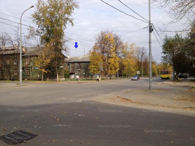 Address(es) on photo: 40-letiya Oktiabrya street, 31, 33, Yekaterinburg