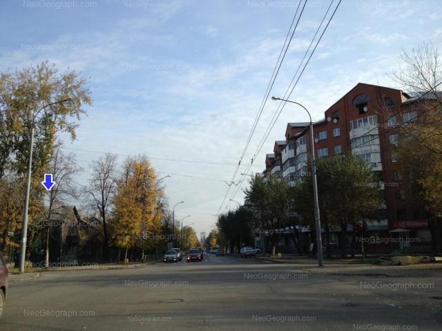 Address(es) on photo: 40-letiya Oktiabrya street, 33, 42/1, Yekaterinburg