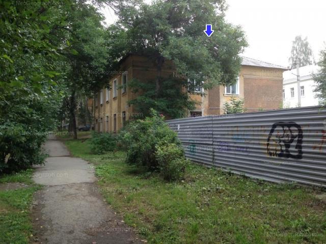 Адрес(а) на фотографии: улица Лобкова, 26, Екатеринбург