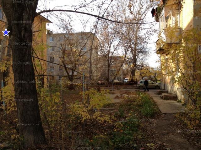 Адрес(а) на фотографии: улица Испытателей, 10, 11, 12А, 16, Екатеринбург