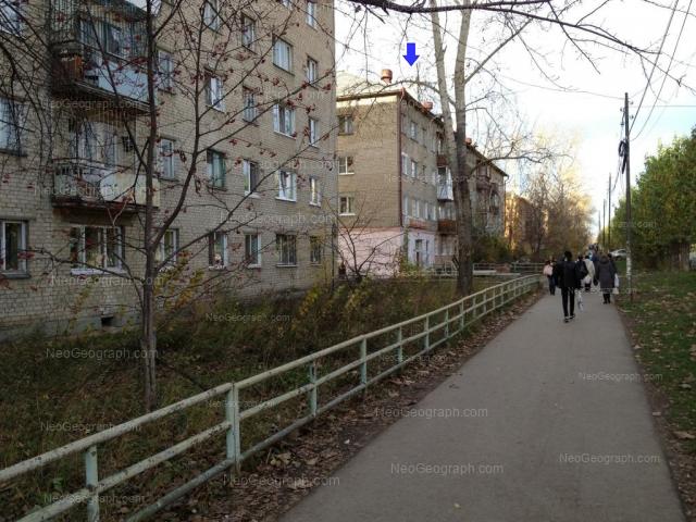 Адрес(а) на фотографии: улица Испытателей, 11, 12, 13, Екатеринбург