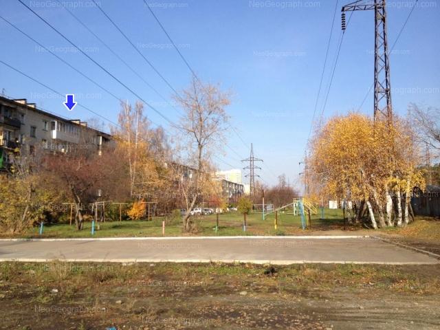 Адрес(а) на фотографии: Славянская улица, 54, 56, 58, Екатеринбург