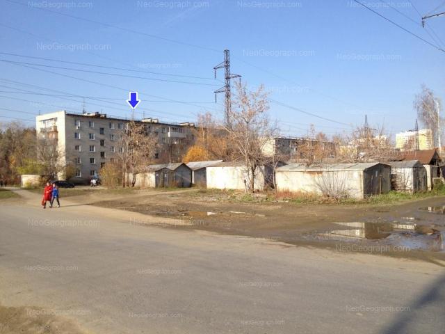 Адрес(а) на фотографии: Славянская улица, 54, 56, Екатеринбург