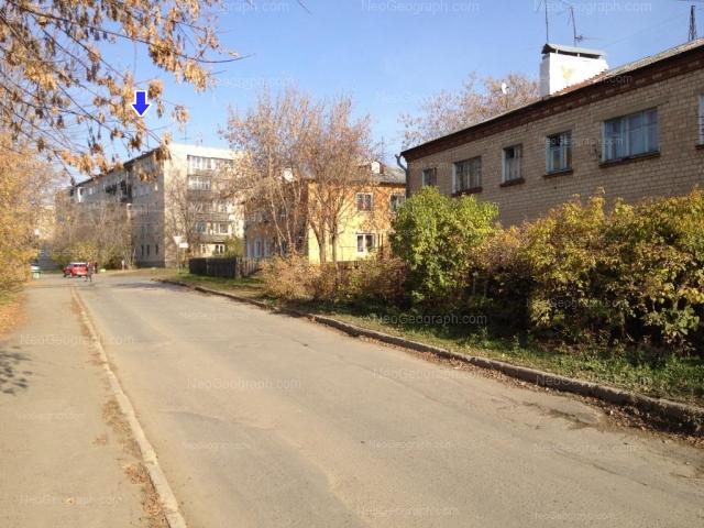 Адрес(а) на фотографии: Славянская улица, 50, 52, 54, 56, Екатеринбург