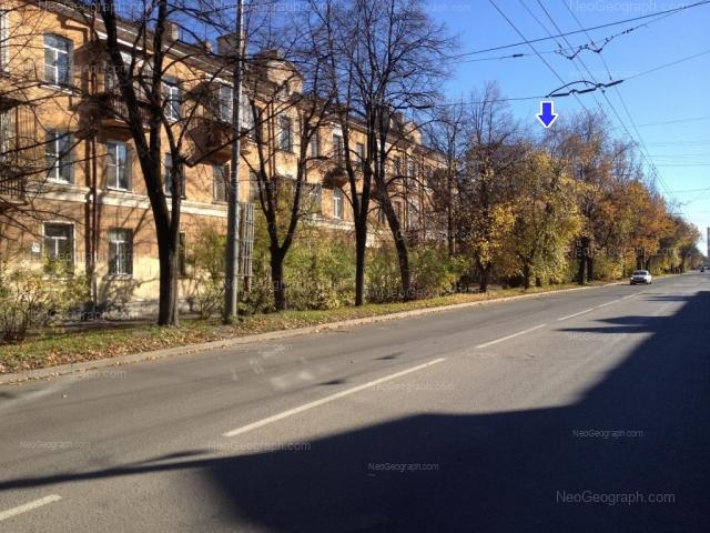Адрес(а) на фотографии: проспект Орджоникидзе, 18, 20, Екатеринбург
