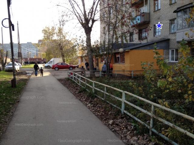 Адрес(а) на фотографии: улица Испытателей, 13, Екатеринбург