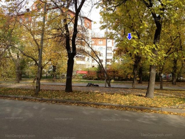 Адрес(а) на фотографии: проспект Орджоникидзе, 17А, Екатеринбург