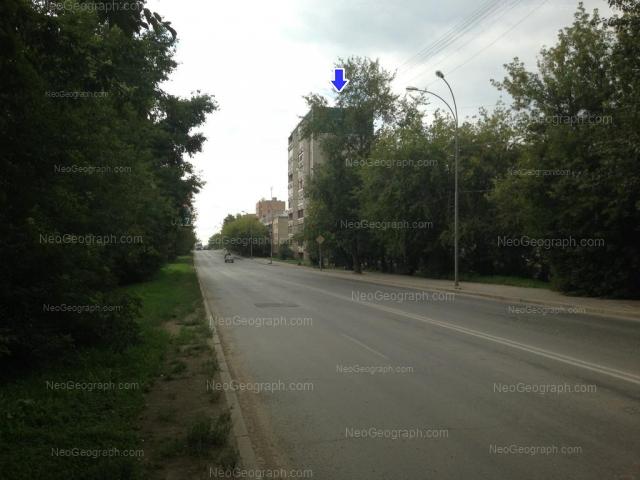 Address(es) on photo: Selkorovskaya street, 64а, Yekaterinburg
