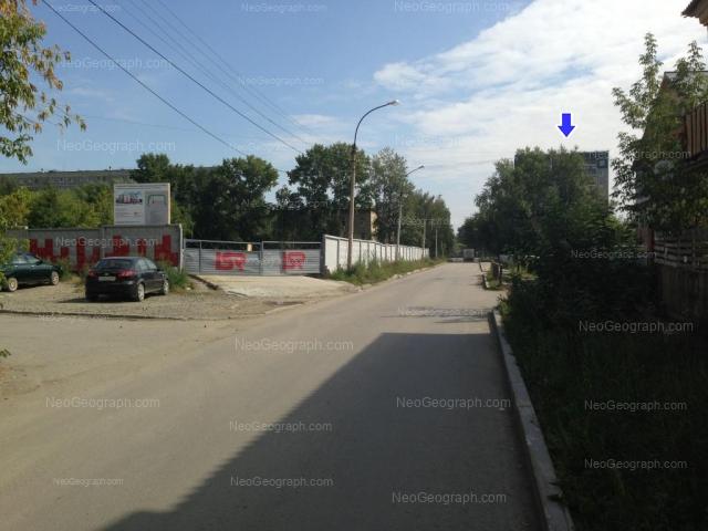 Address(es) on photo: Selkorovskaya street, 60, 64а, Yekaterinburg