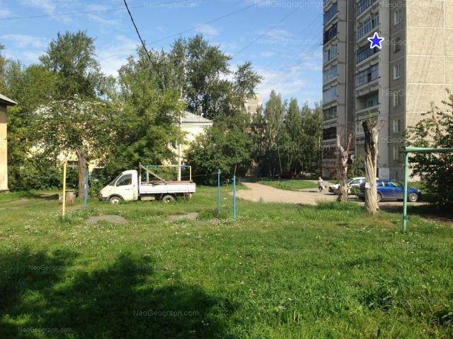Address(es) on photo: Selkorovskaya street, 64, 64а, Yekaterinburg