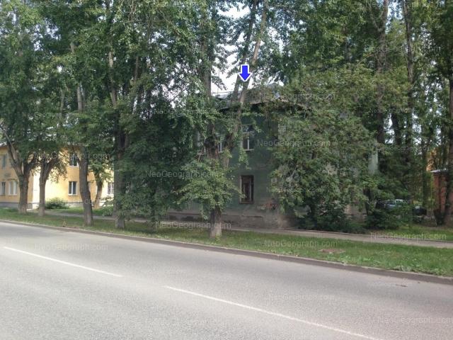 Address(es) on photo: Patrisa Lumumbi street, 87, 89, Yekaterinburg