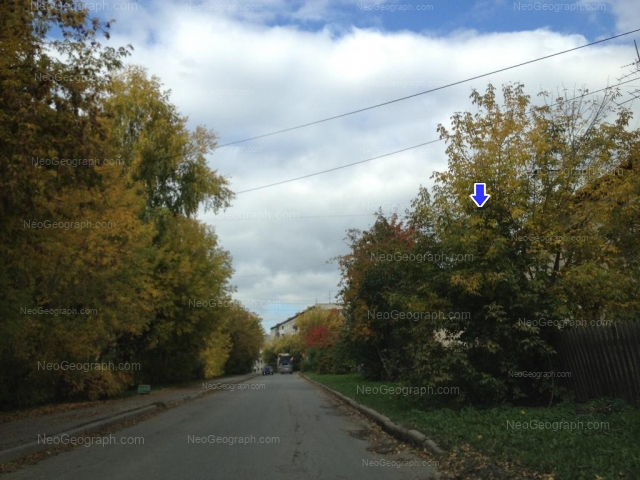 Address(es) on photo: Slaviyanskaya street, 48, 54, Yekaterinburg