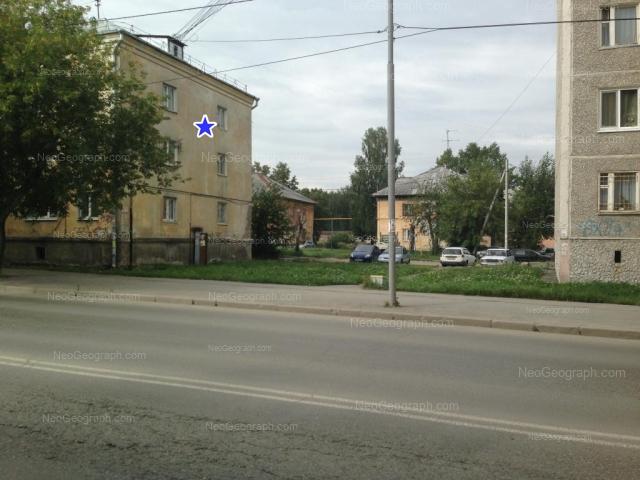 Address(es) on photo: Selkorovskaya street, 66, Yekaterinburg