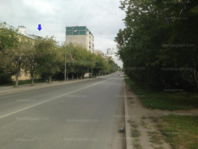 Address(es) on photo: Selkorovskaya street, 64а, 66, Yekaterinburg