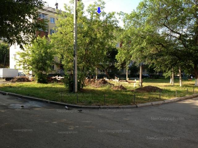 Адрес(а) на фотографии: улица Победы, 8, Екатеринбург