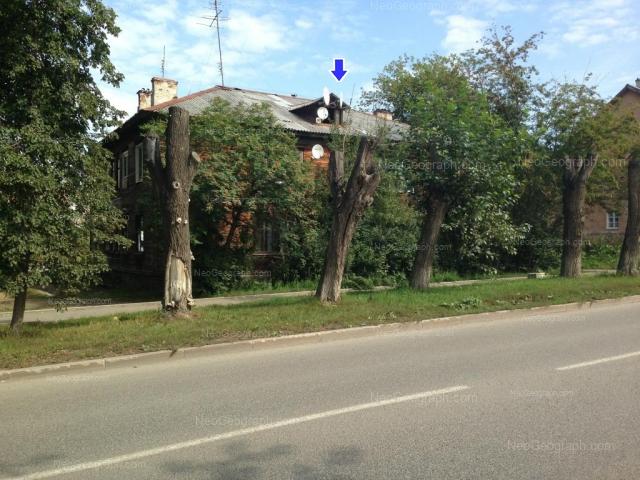 Адрес(а) на фотографии: улица Патриса Лумумбы, 95, Екатеринбург
