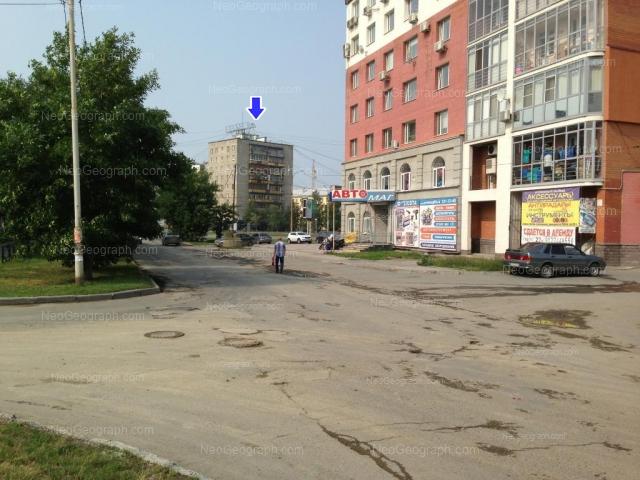 Адрес(а) на фотографии: проспект Космонавтов, 25А, 62, Екатеринбург