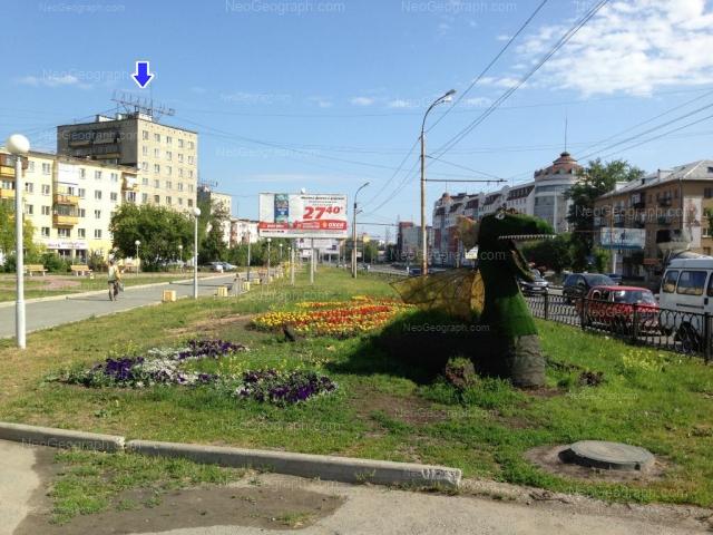 Адрес(а) на фотографии: проспект Космонавтов, 25А, 60, Екатеринбург