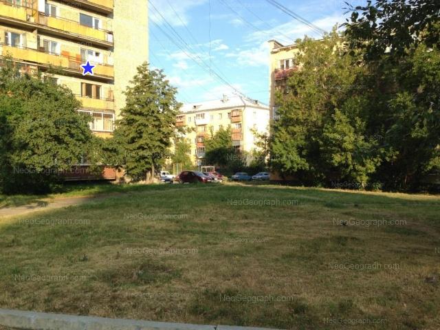 Адрес(а) на фотографии: проспект Космонавтов, 25А, 27, Екатеринбург