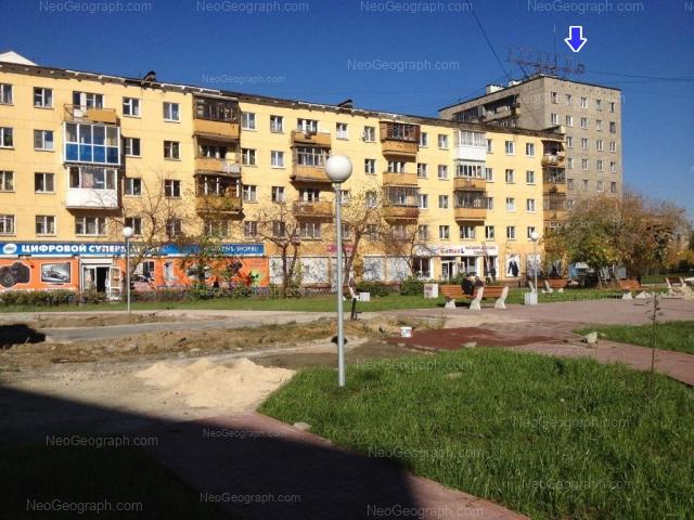 Адрес(а) на фотографии: проспект Космонавтов, 25А, Екатеринбург