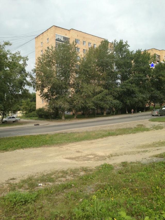 Адрес(а) на фотографии: Селькоровская улица, 72, 74, Екатеринбург