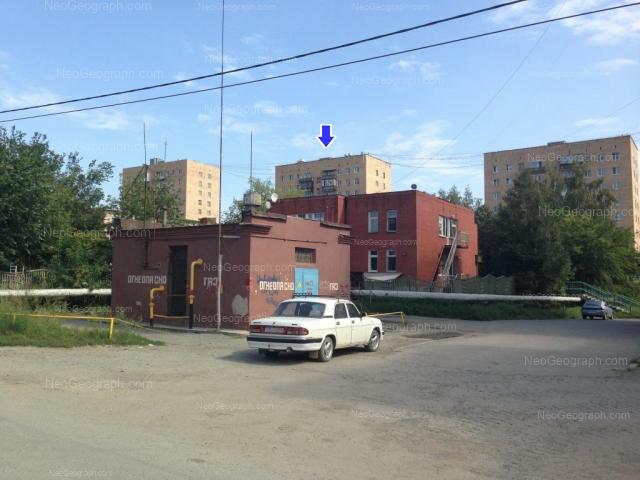 Адрес(а) на фотографии: Селькоровская улица, 70, 72, 74, Екатеринбург