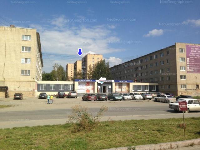Адрес(а) на фотографии: Селькоровская улица, 70, 72, 74, 76, Екатеринбург