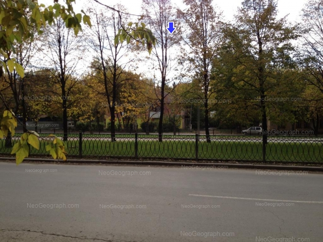 Адрес(а) на фотографии: Инженерная улица, 61, Екатеринбург