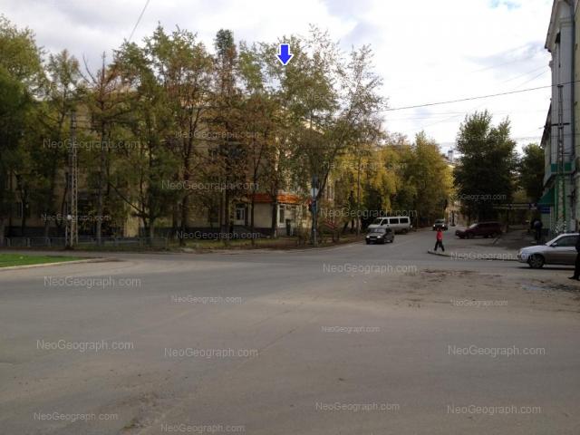 Адрес(а) на фотографии: Инженерная улица, 34, 38, Екатеринбург