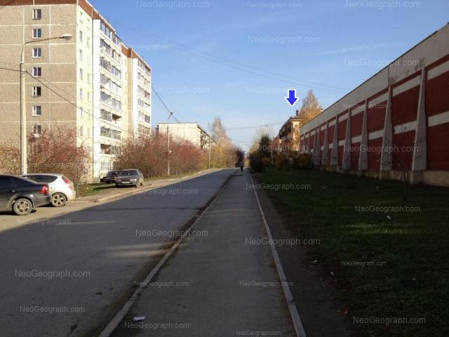 Адрес(а) на фотографии: Профсоюзная улица, 16, 18, 49, 51, Екатеринбург
